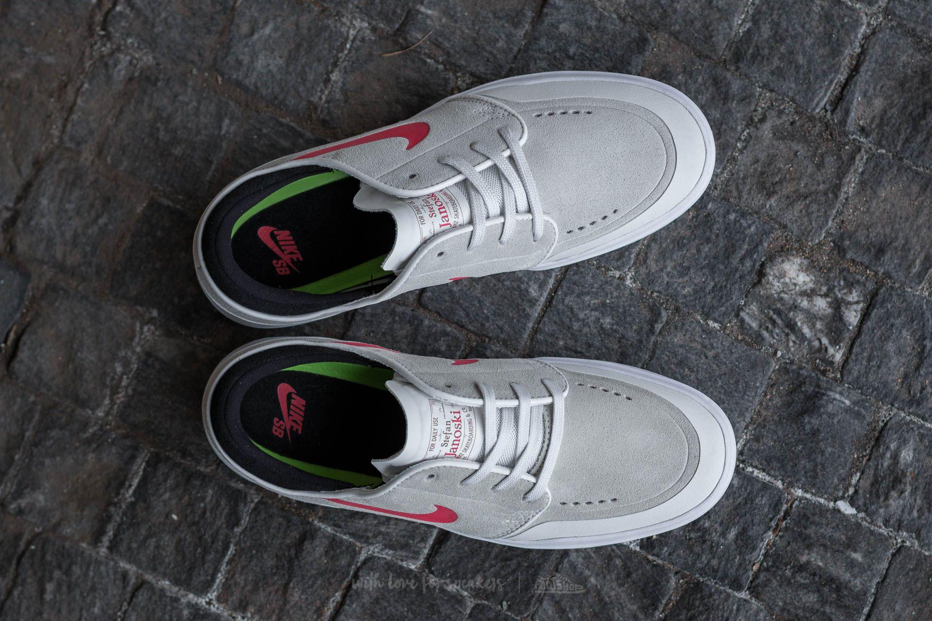 Nike Stefan Janoski Hyperfeel XT Summit White Ember Glow