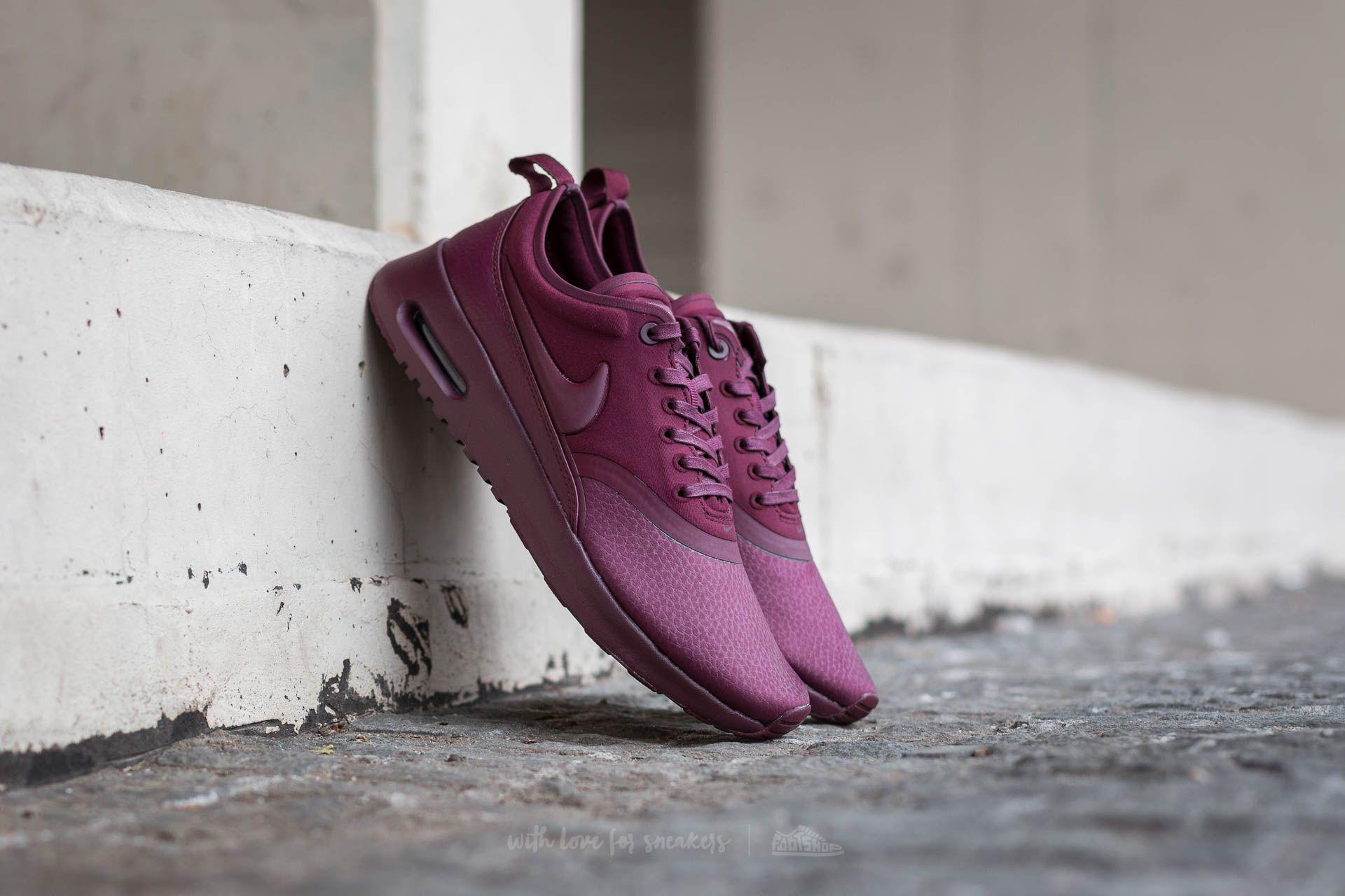 Nike Air Max Thea Ultra Premium W shoes black