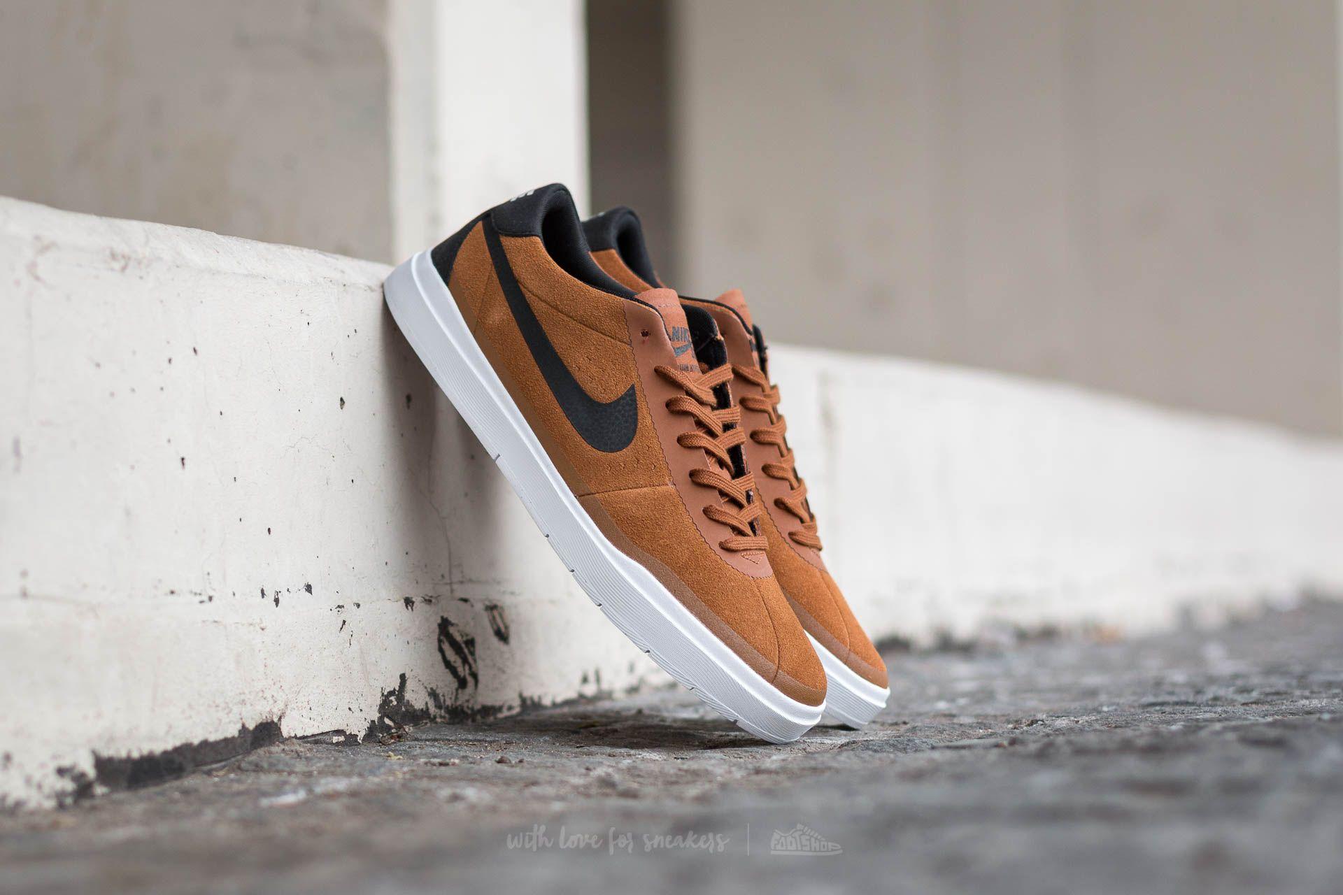 check out 7d287 4cf63 Nike Bruin SB Hyperfeel. Hazelnut  Black-White