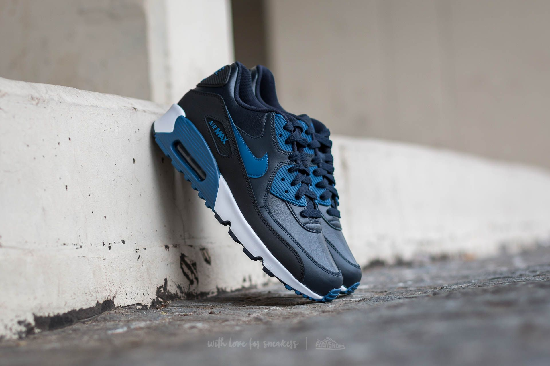 promo code 10039 1566b Nike Air Max 90 Leather (GS)