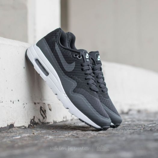 finest selection 3e13d 6d218 Nike Air Max 1 Ultra Essential Black/ Anthracite-White | Footshop