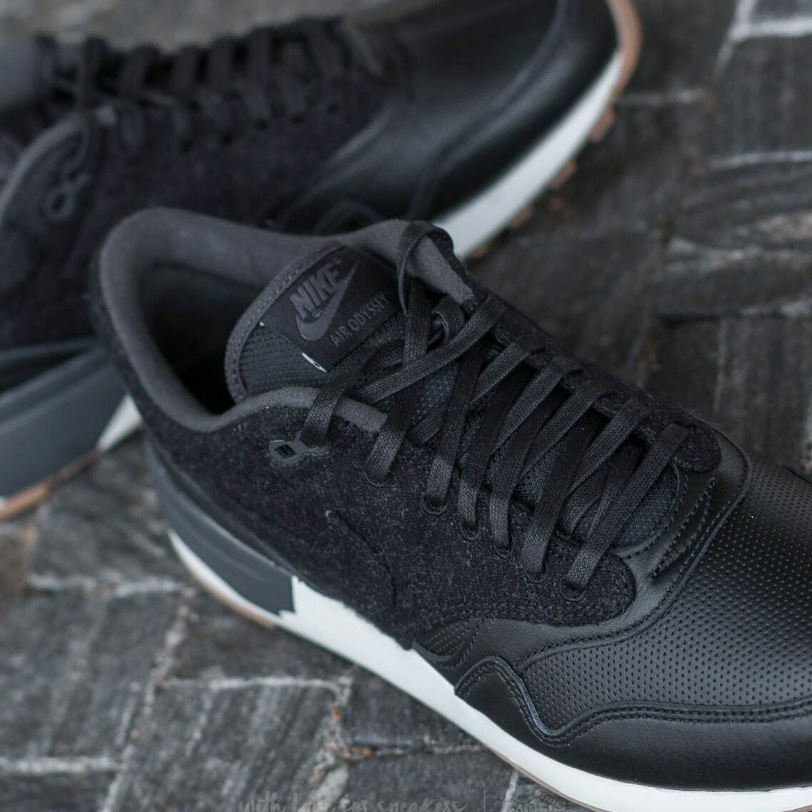 Nike Air Odyssey LX Black/ Black-Anthracite-Summit EUR 42