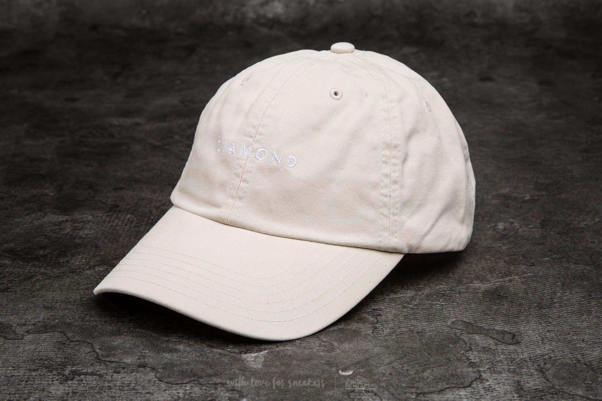 d3f8b5246c2 Diamond Supply Co. Sport Hat Tan