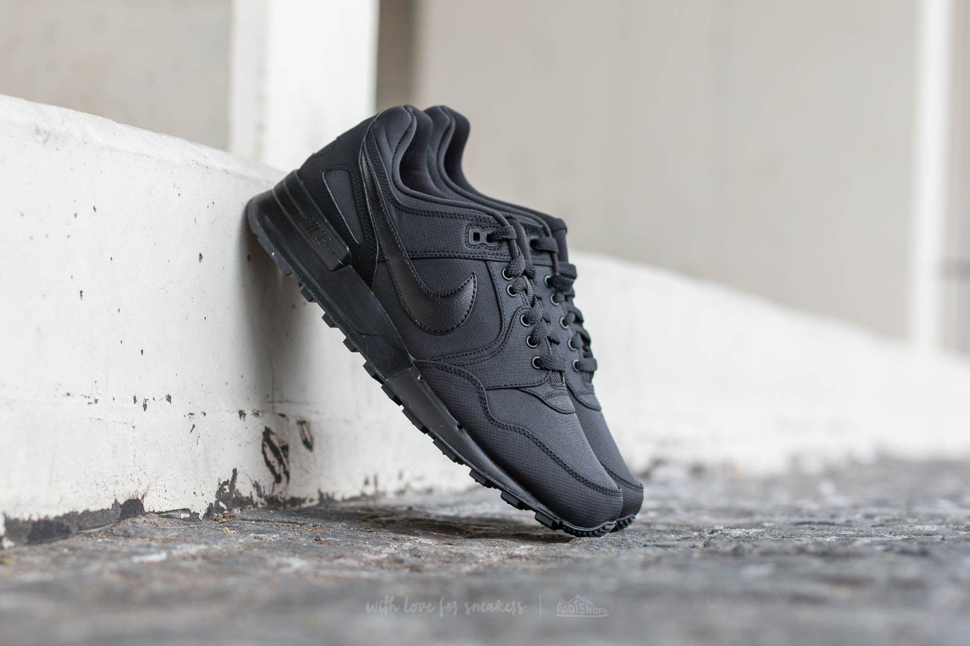 économiser 78a08 6c1be Nike Air Pegasus '89 TXT Black/ Black-White | Footshop