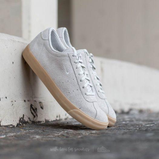 Nike Match Classic Suede Light Bone Ivory | Footshop