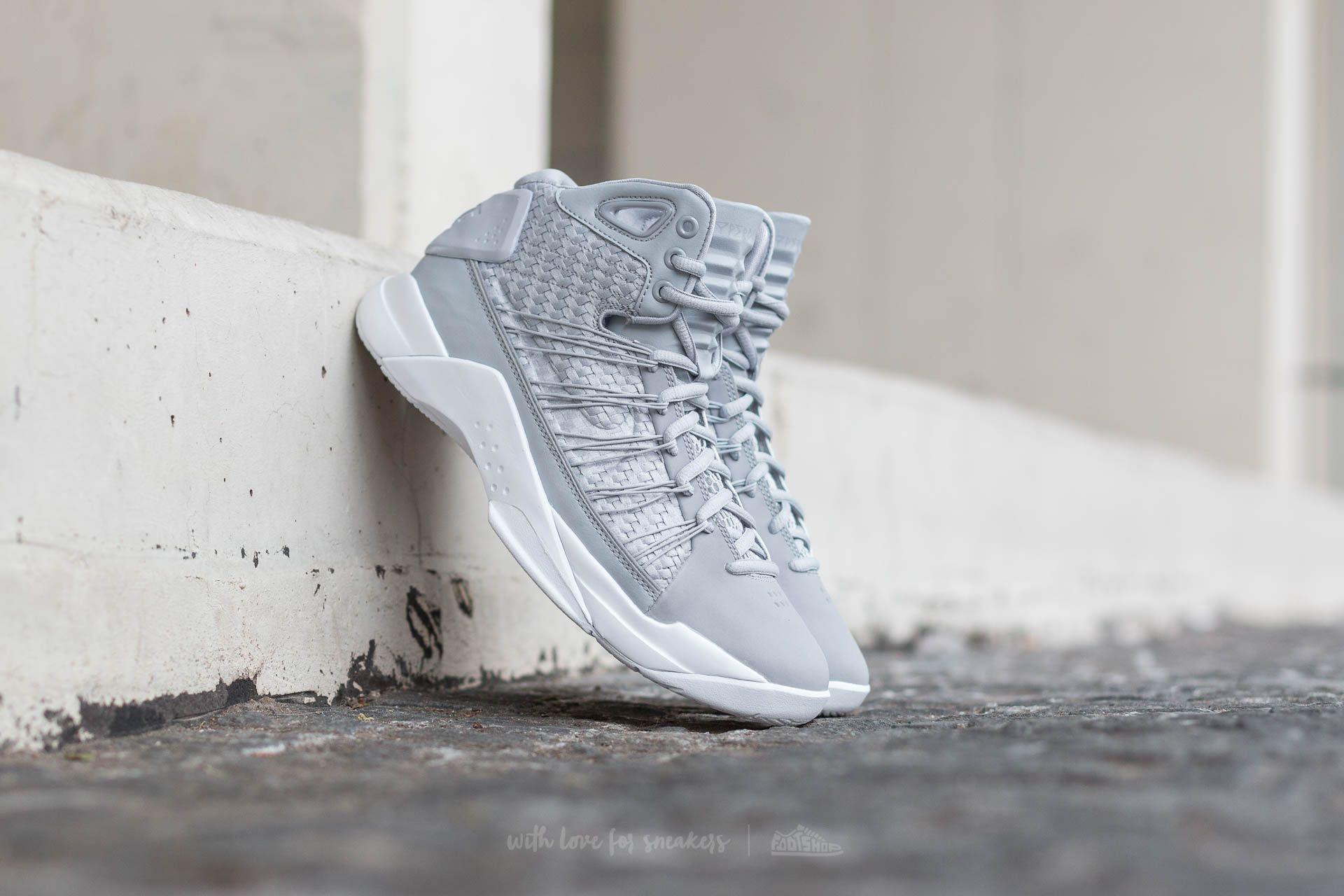 d1650fd2d12a Nike Hyperdunk Lux Wolf Grey  Wolf Grey-White