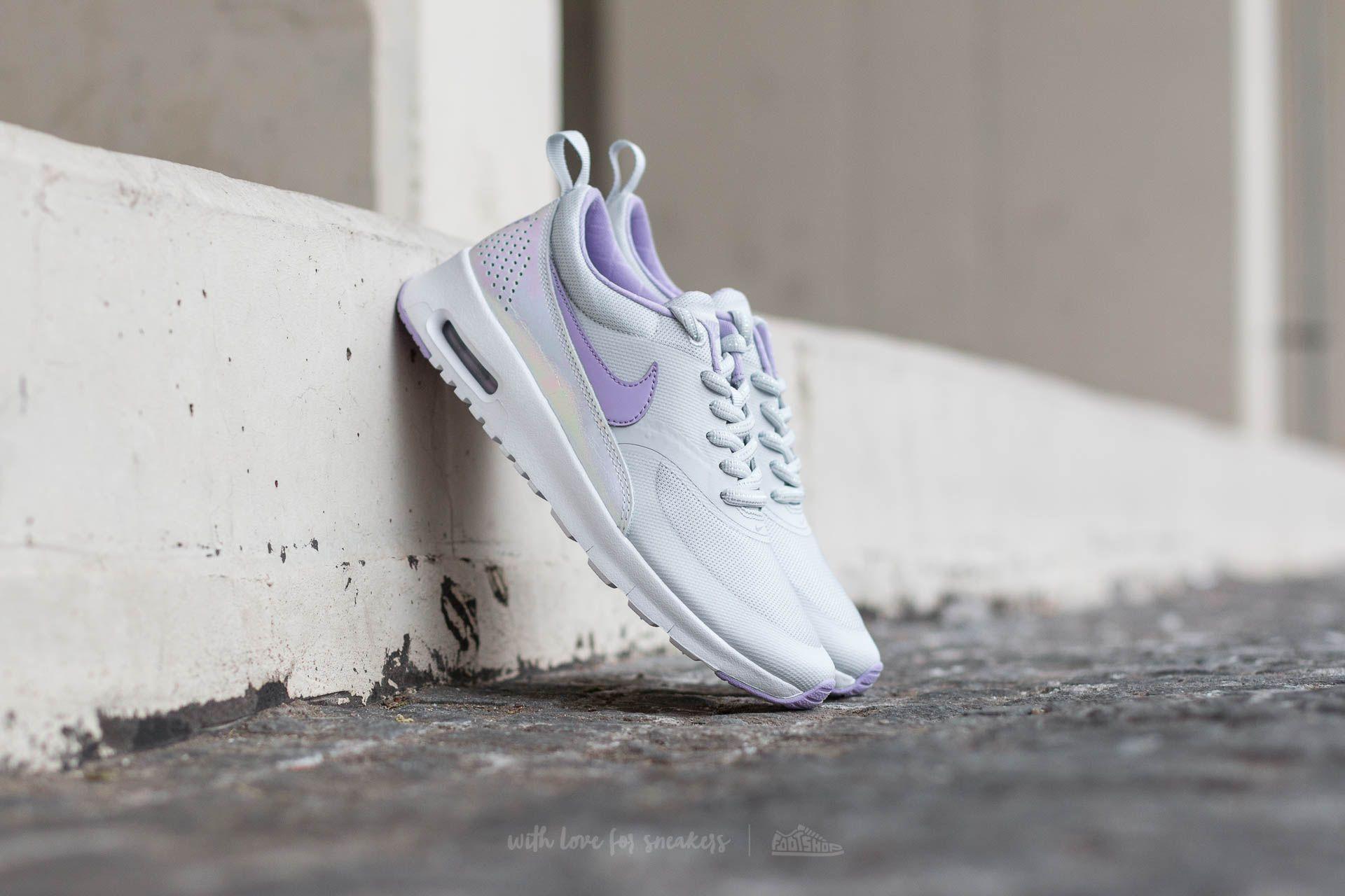 Nike Air Max Thea SE (GS) Pure Platinum  Urban Lilac  a0250881a5c6