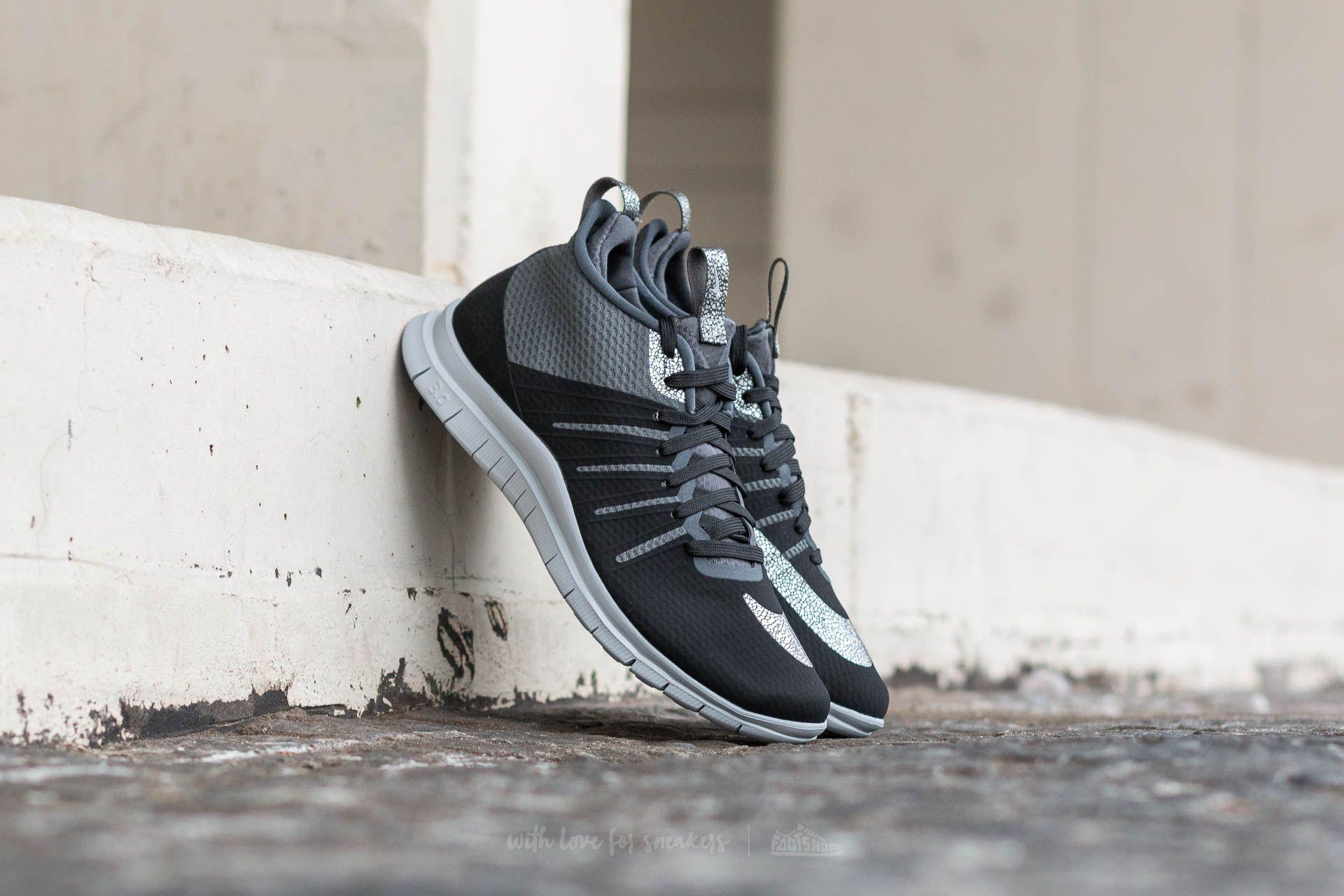 6b927653fe3e0 Nike Free Hypervenom 2 FS Black  Black-Anthracite