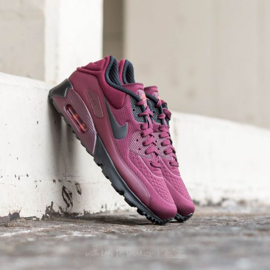 pretty nice 1988c 6988b Nike Air Max 90 Ultra SE Night Maroon/ Black | Footshop