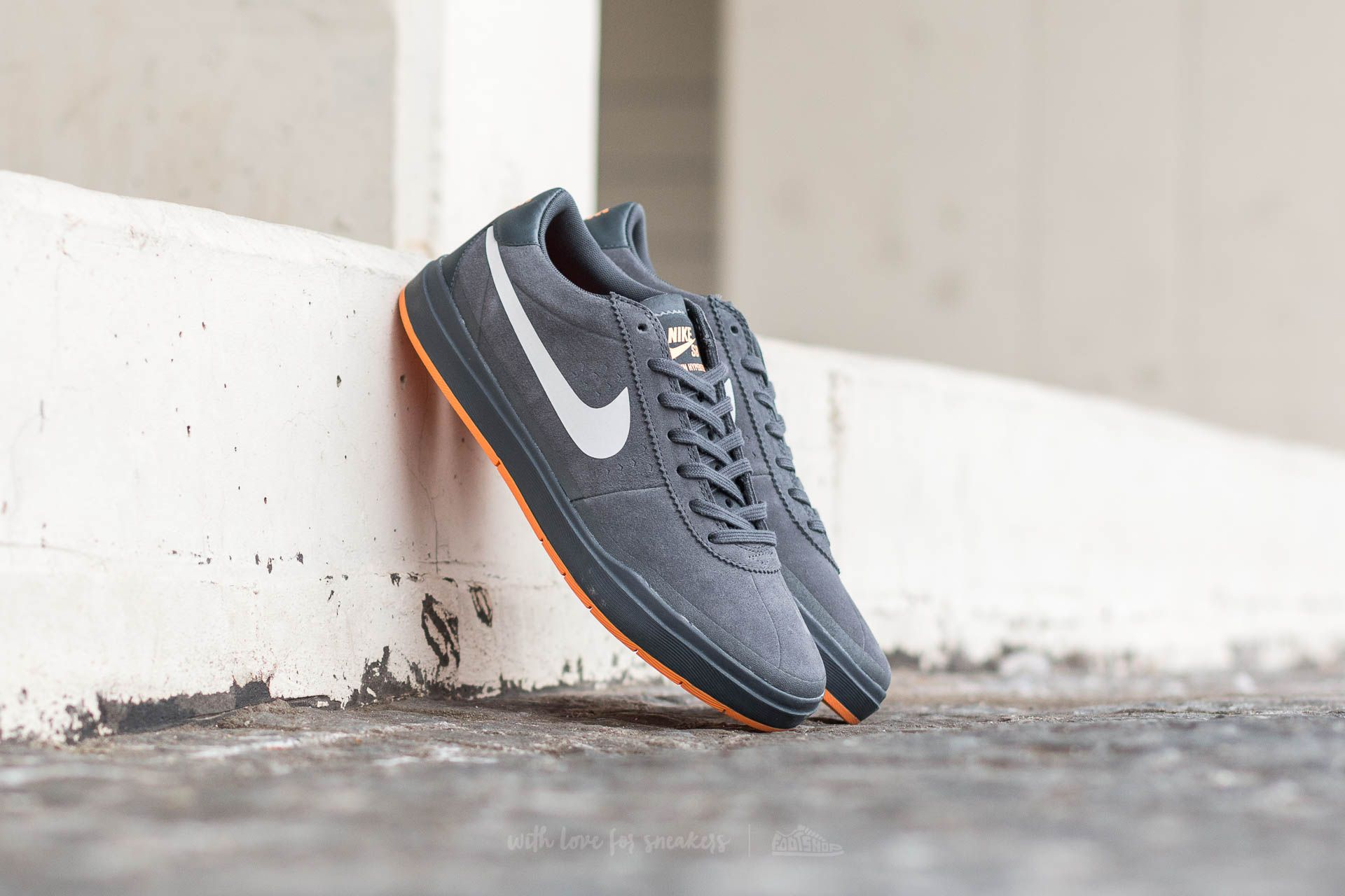 Nike Bruin SB Hyperfeel XT Anthracite White Clay Orange | Footshop