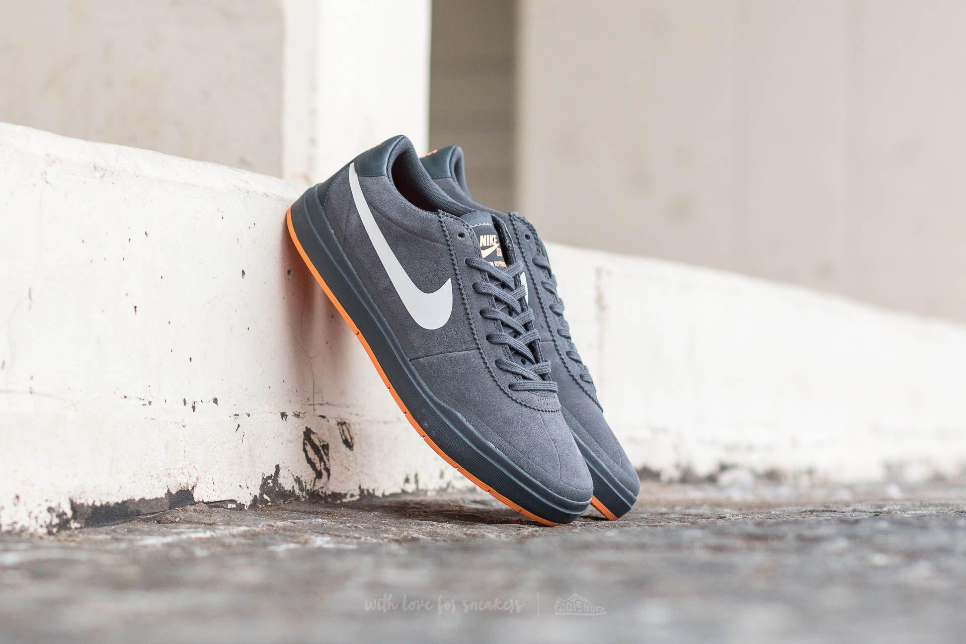 b61d7ffa195 Nike Bruin SB Hyperfeel XT Anthracite  White-Clay Orange