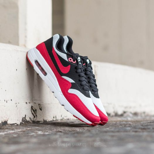Nike Air Max 1 Ultra Essential: Red | Shoes | Sneakers nike