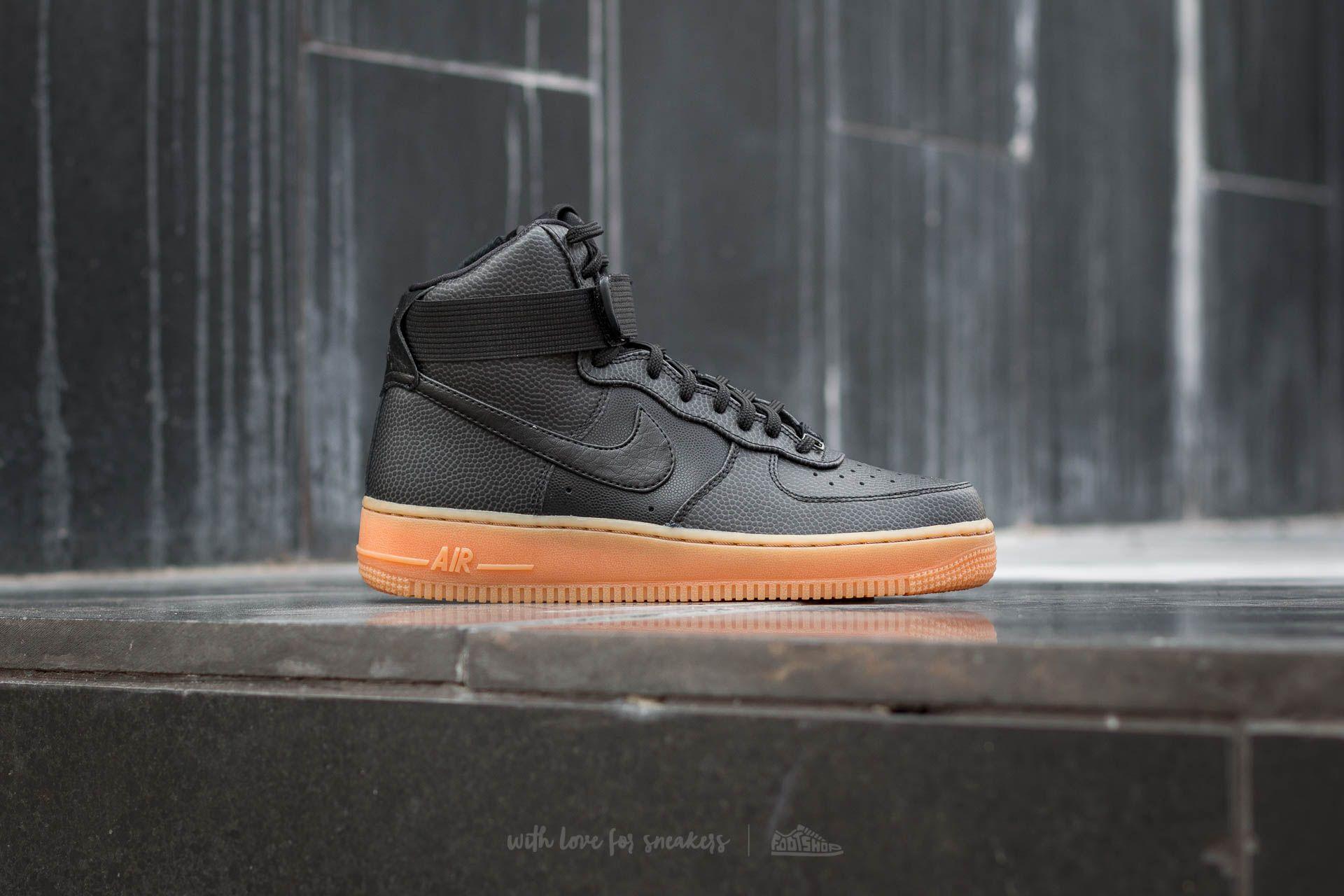 High Wmns Se Dark Nike GreyFootshop Air Black Force 1 pzMqSVU