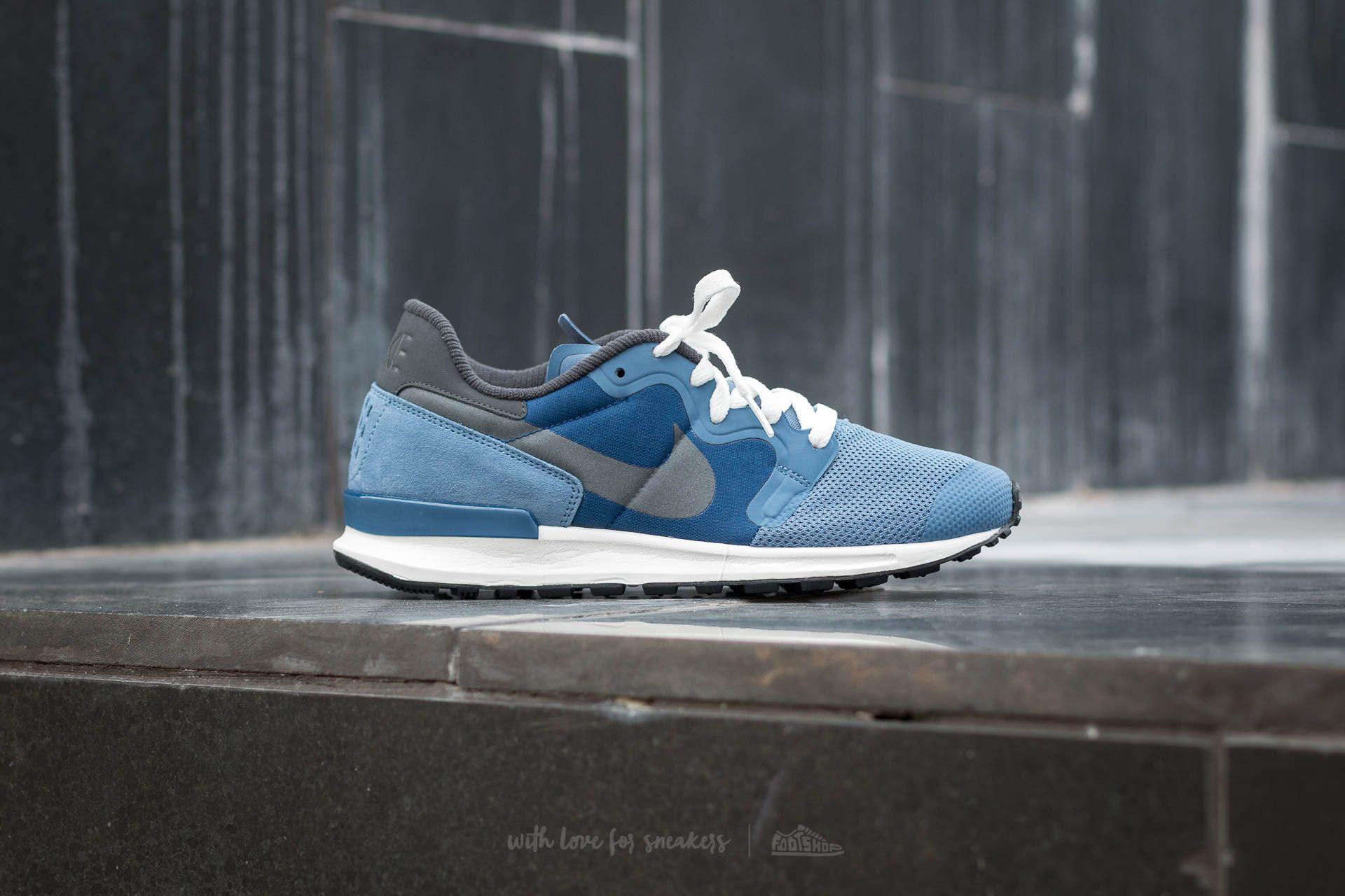 Nike Air Berwuda Ocean Fog Metallic Hematite Coastal Blue