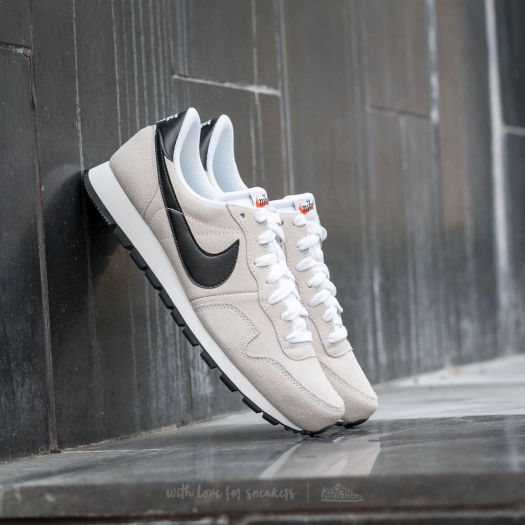 Nike Air Pegasus 83 Leather White Black Summit White | Footshop