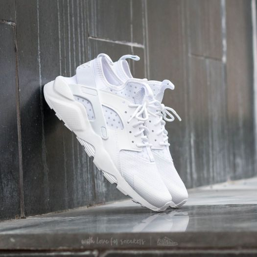Nike Air Huarache Run Ultra White  White-White  7563a7c16