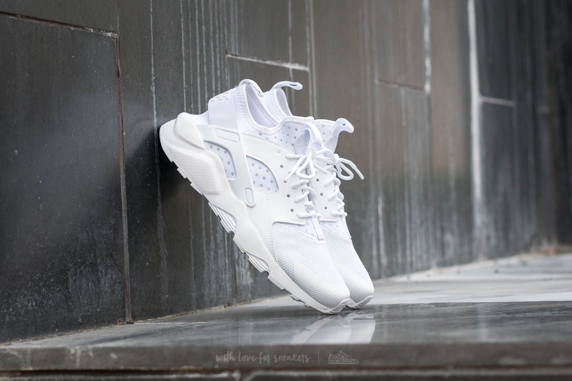 ff6b7f7c04654 Nike Air Huarache Run Ultra White  White-White at a great price 128 €