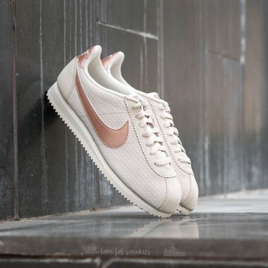 clearance sale ever popular quality products Nike W Classic Cortez Leather Lux