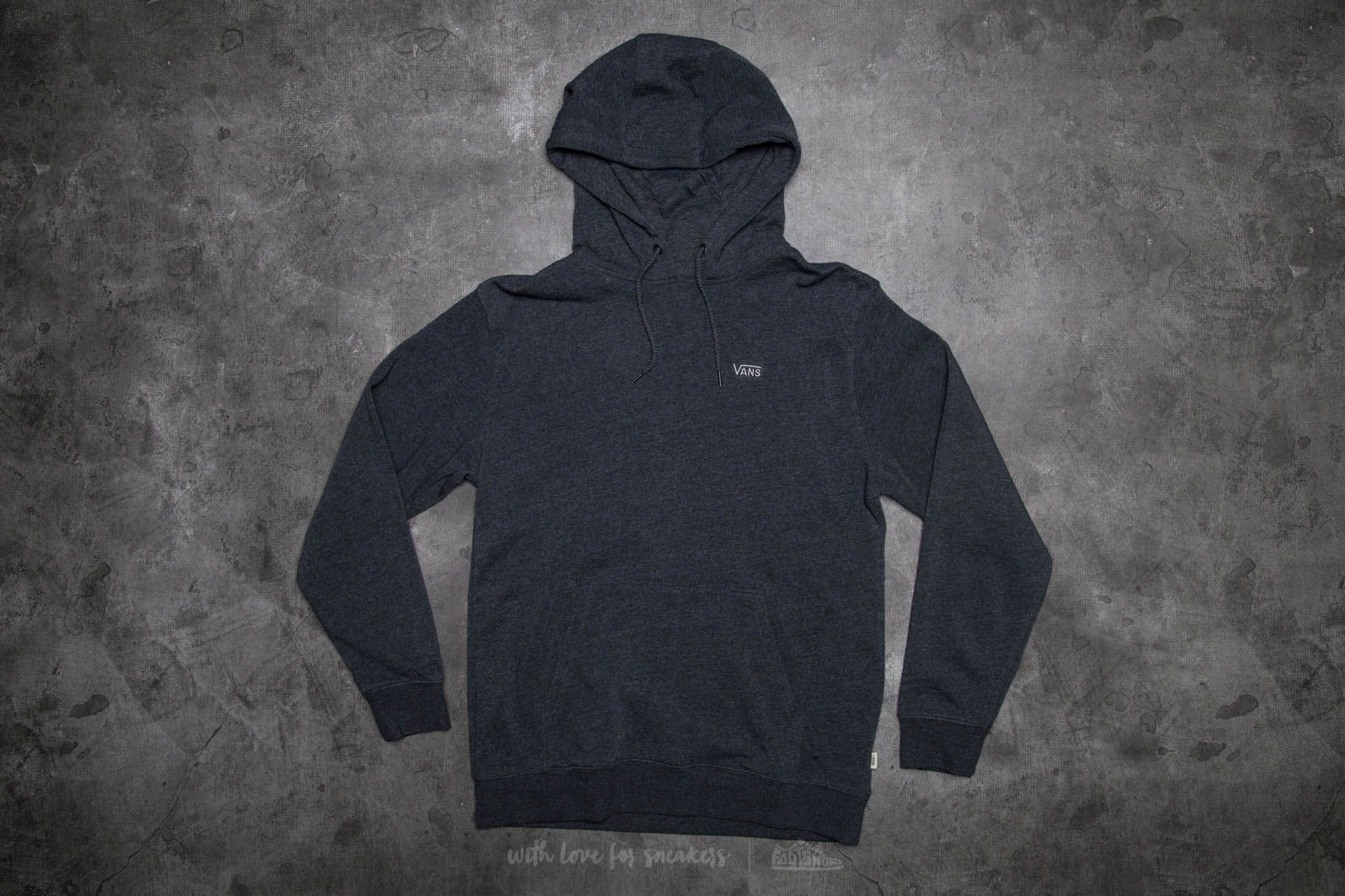 06dd060f9f Vans Core Basics Pullover Hoodie Black Heather