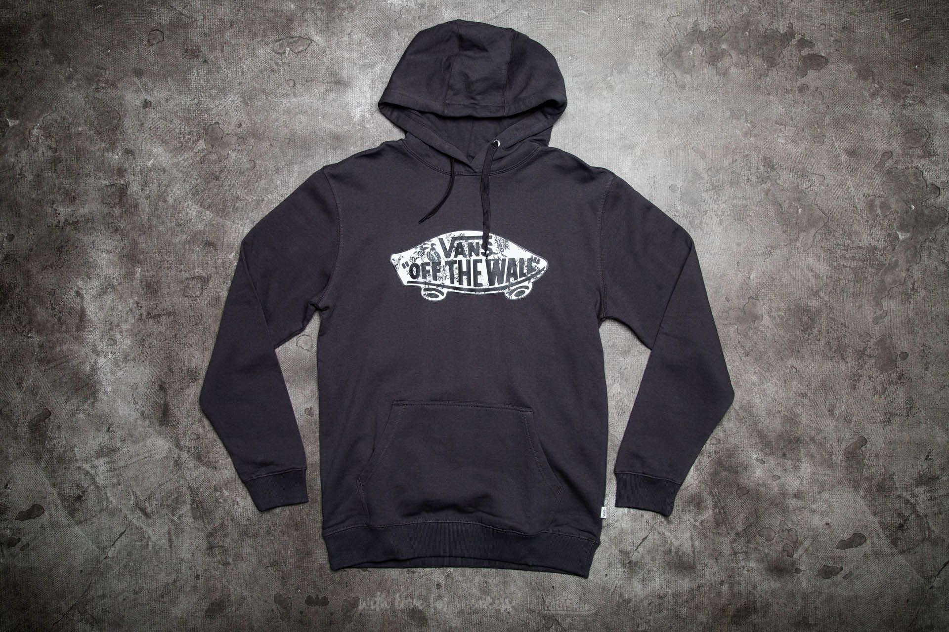 7faa95eaabdd Vans OTW Pullover Fleece New Charcoal