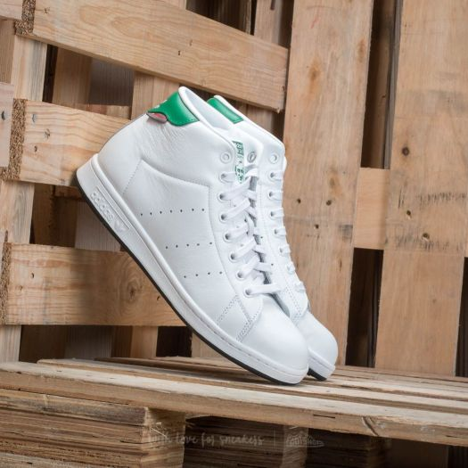 Brand New Adidas Stan Smith High Top Winter Shoes