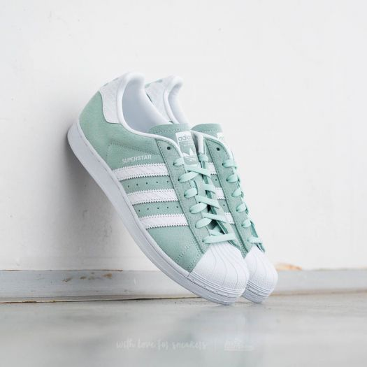 adidas Superstar W Ice Mint/ Ftw White/ Ftw
