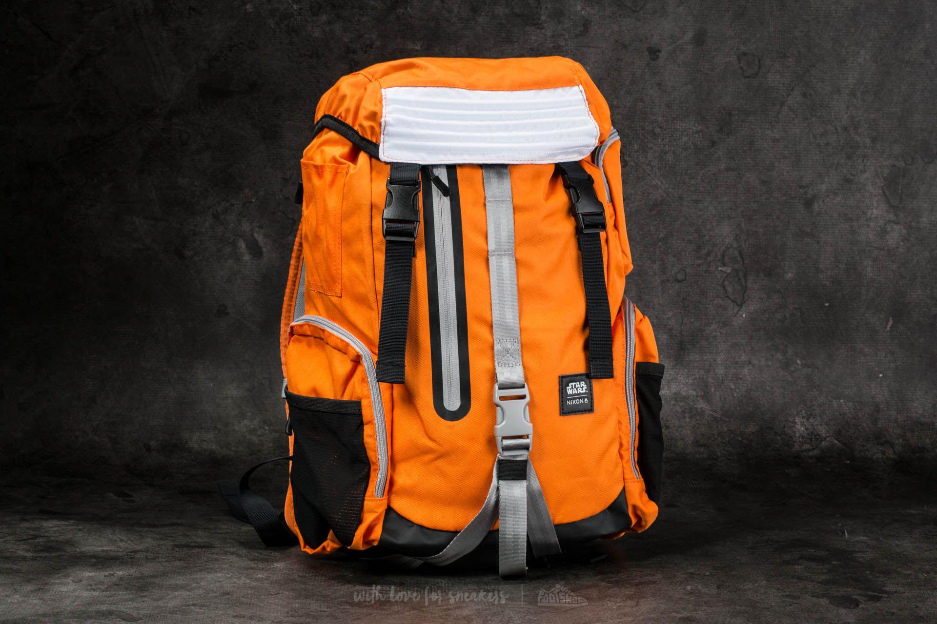 175356c4216 Nixon Waterlock Backpack SW Rebel Pilot Orange