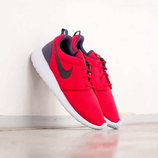 buy popular 74231 3c1b2 Nike Roshe One SE Gym Red/ White-Purple Dynasty | Footshop