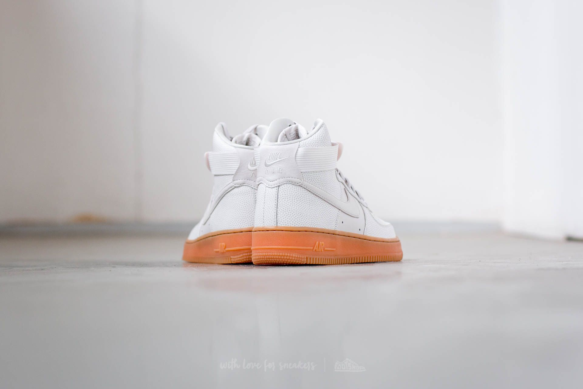 Nike Wmns Air Force 1 High SE Phantom Phantom LT Iron Ore | Footshop