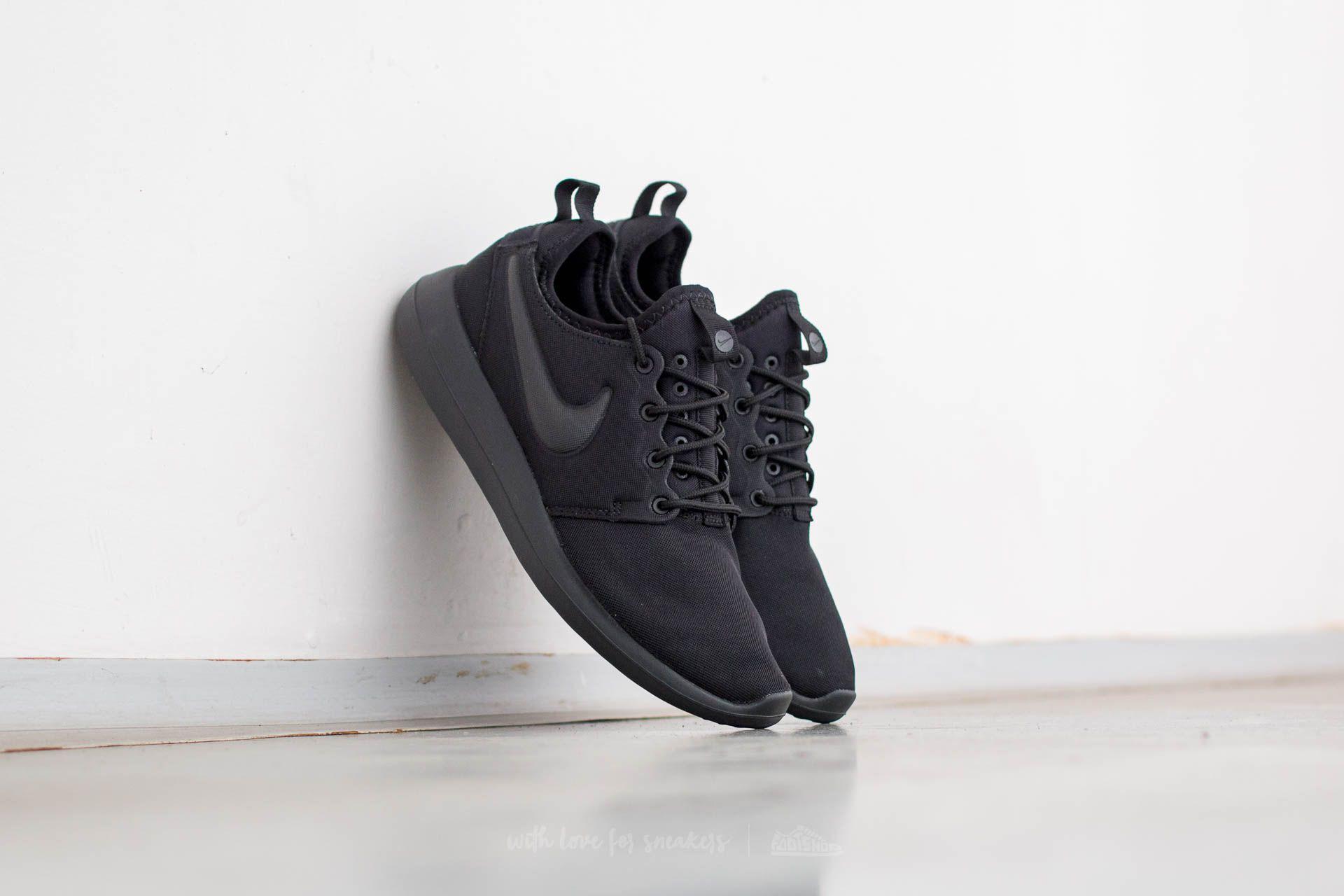 Nike W Roshe Two Black  Black  0e9537d3a
