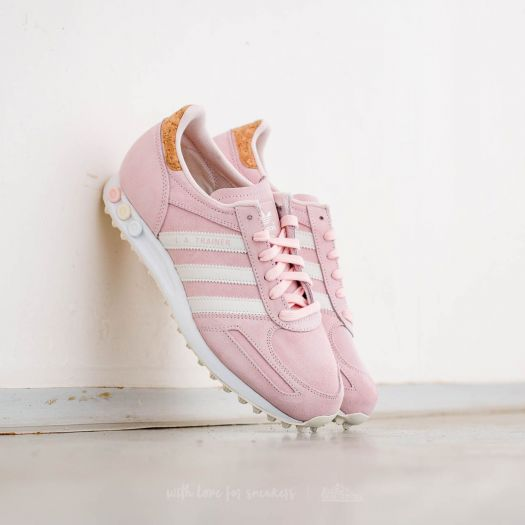 Adidas Originals La Trainer Sneaker Low Halo PinkOffwhite