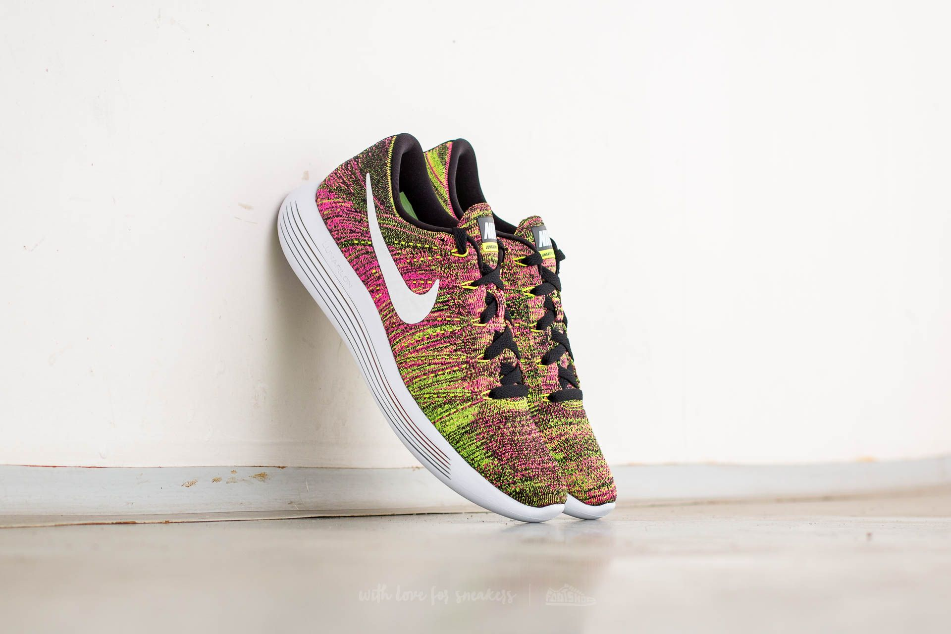 outlet store df93a 08487 Nike Lunarepic Low Flyknit OC Multi-color  Multi-color