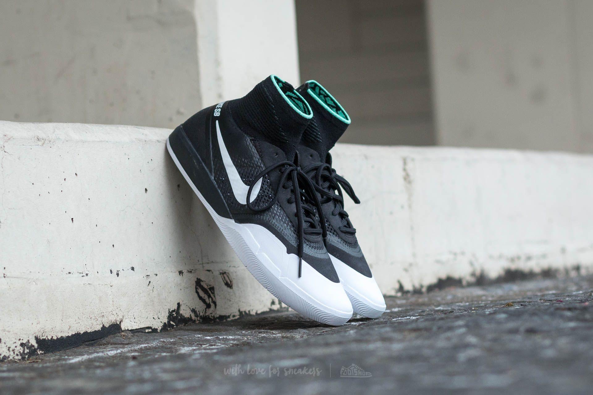 18fc72553ecc Nike Hyperfeel Koston 3 XT Black  White