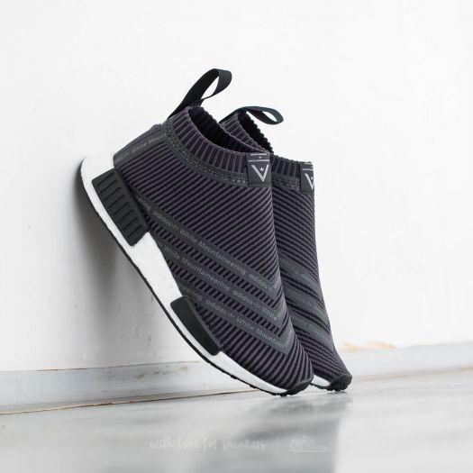 adidas x White Mountaineering NMD City Sock Utility Black