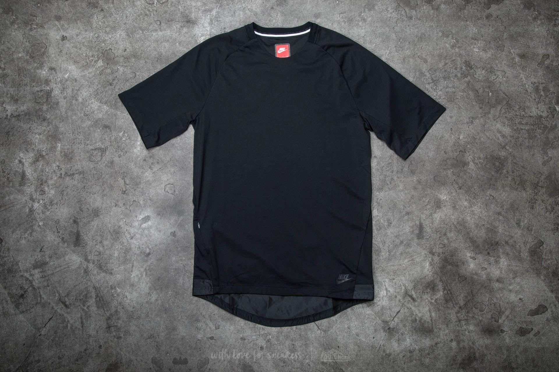 Nike Sportwear Bonded Short Sleeve Top