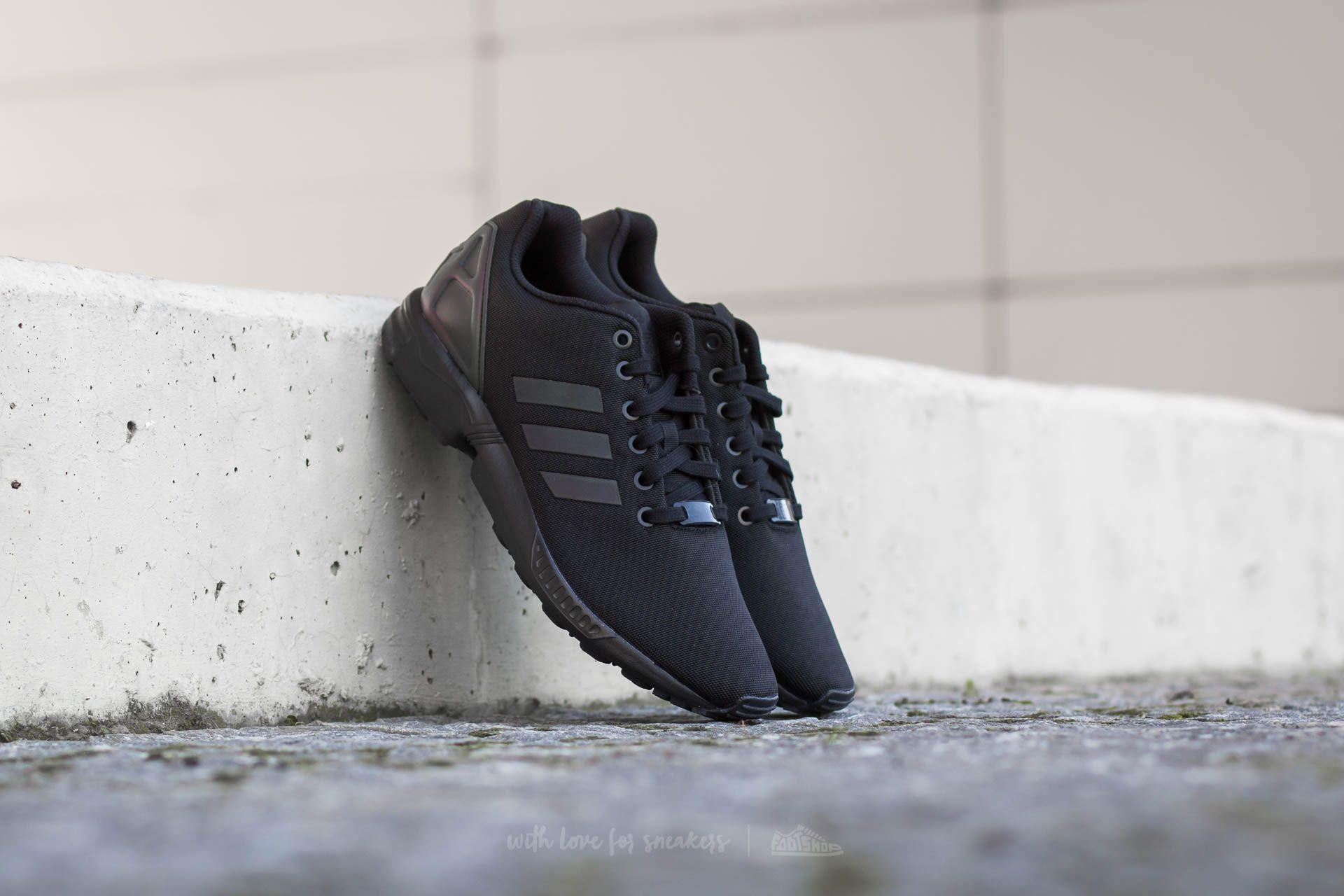 b550c6f7e5 adidas ZX Flux Core Black/ Core Black/ Core Black | Footshop