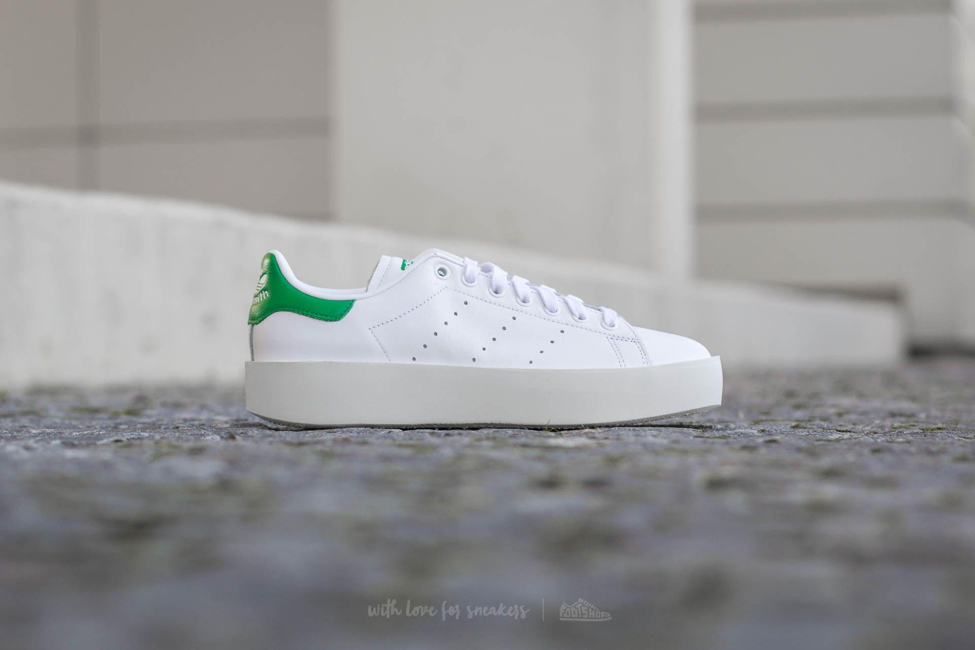 adidas Ftw GreenFootshop Smith Bold W Ftw White White Stan 54AjLR3