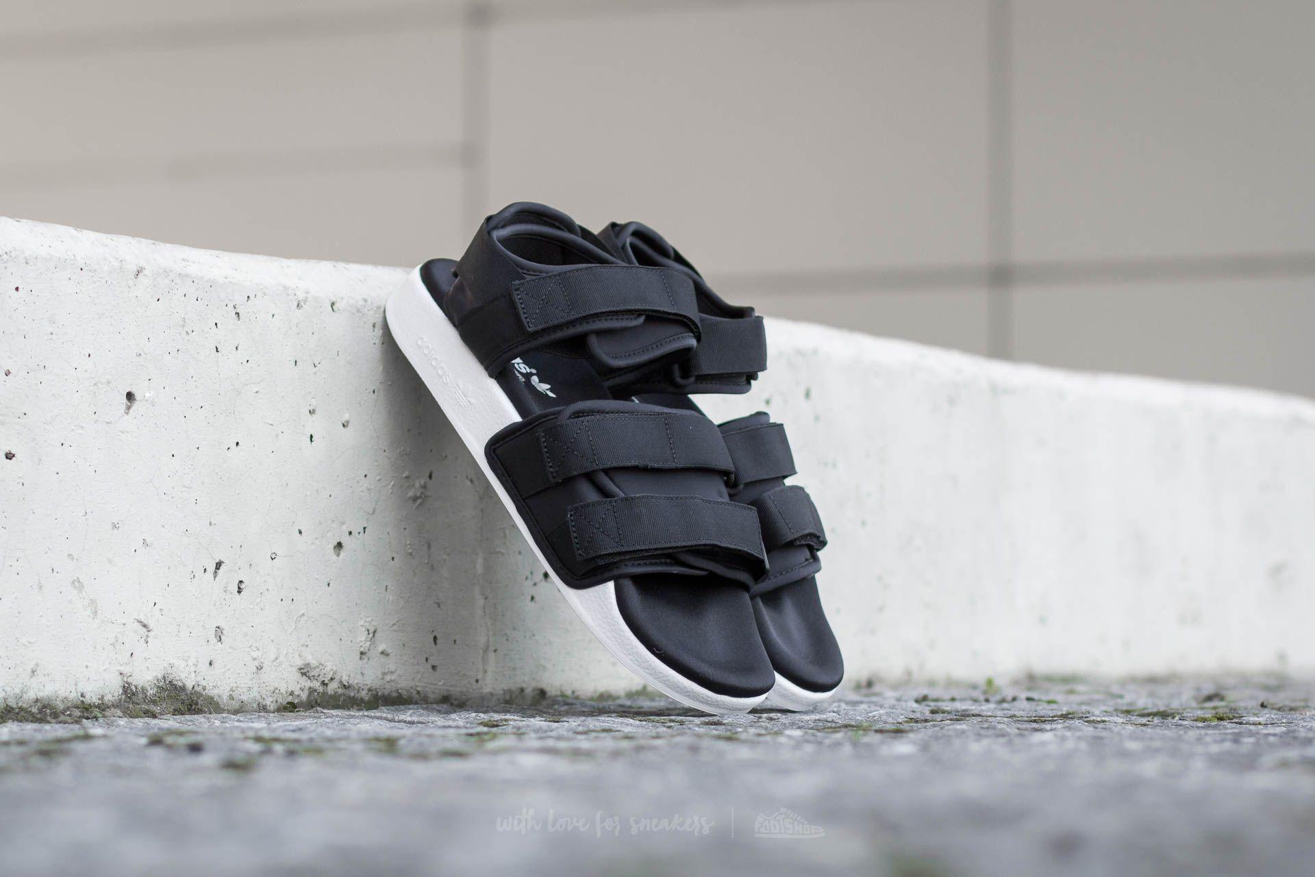 bbe3a03b6441 adidas Adilette Sandal W Core Black  Core Black  Ftw White