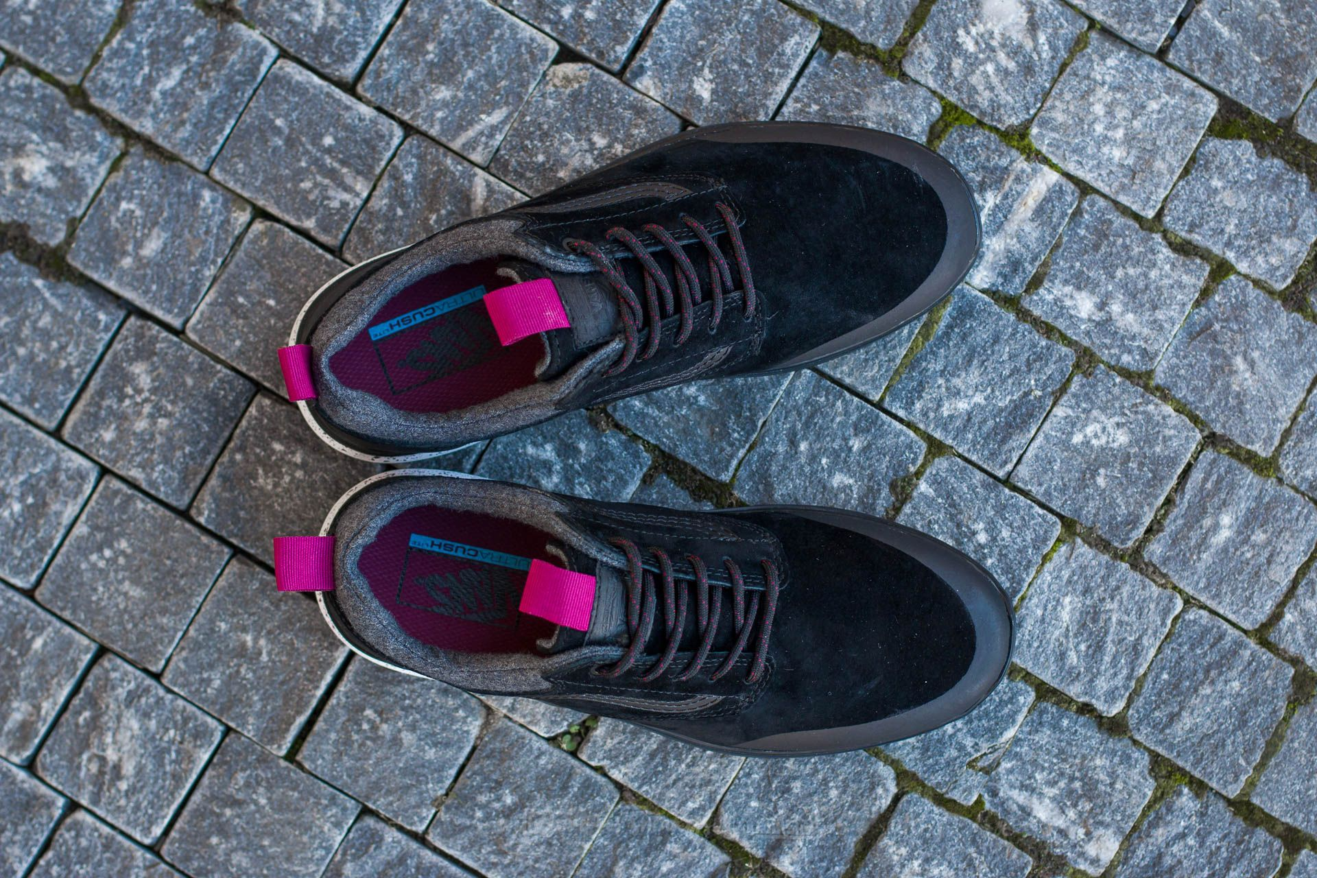 Vans Iso 3 MTE (MTE) Black Beet Red | Footshop