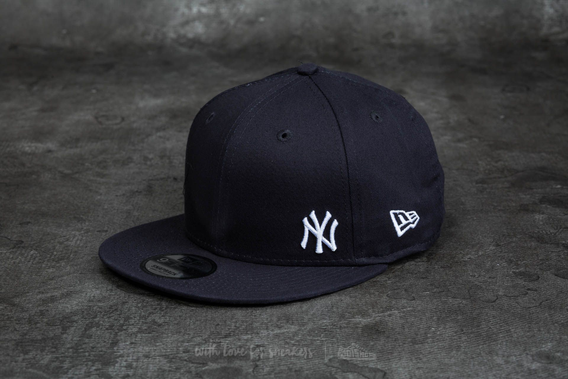 d9e9a8a8c4a55 New Era 9Fifty Major League Baseball Flawless New York Yankees Cap Navy