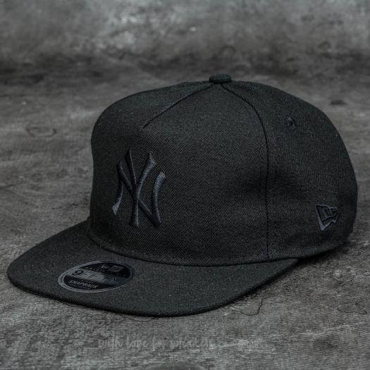 240fab5cb19 New Era 9Fifty Tonal Unstructured New York Yankees Cap Black