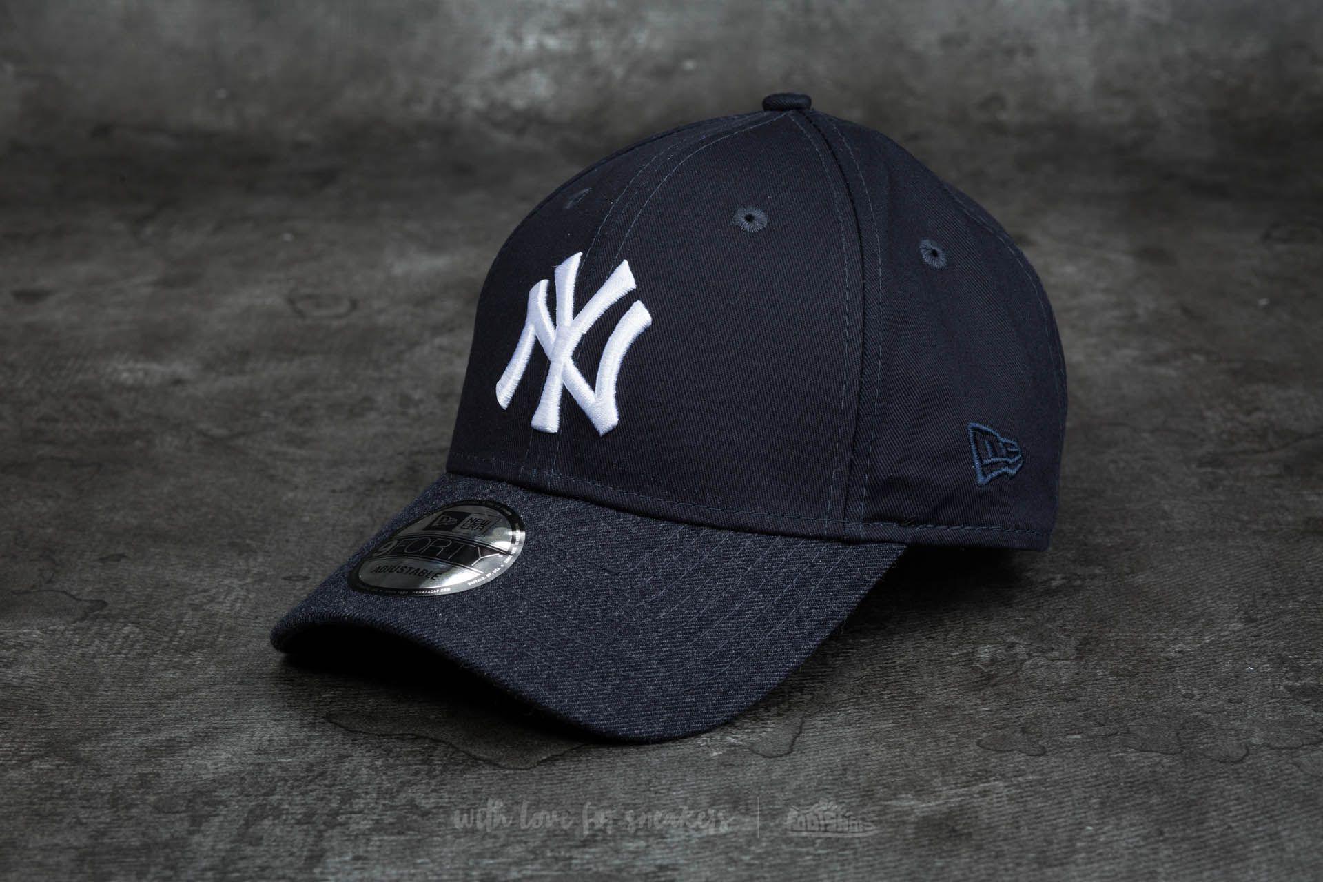 New Era MLB NY New York Yankees Cap 9Forty Women Neu