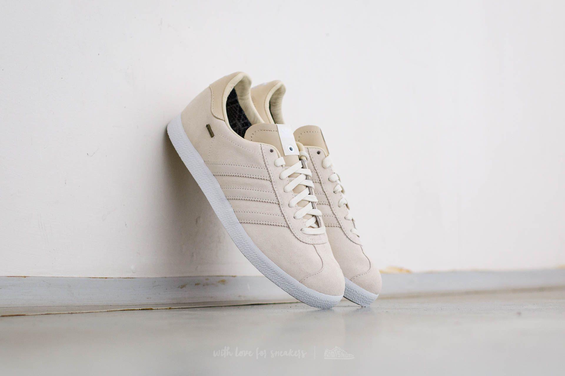 adidas Gazelle GTX ST ALFRED Off White  Chalk White  Ftw White ... 66830dd03