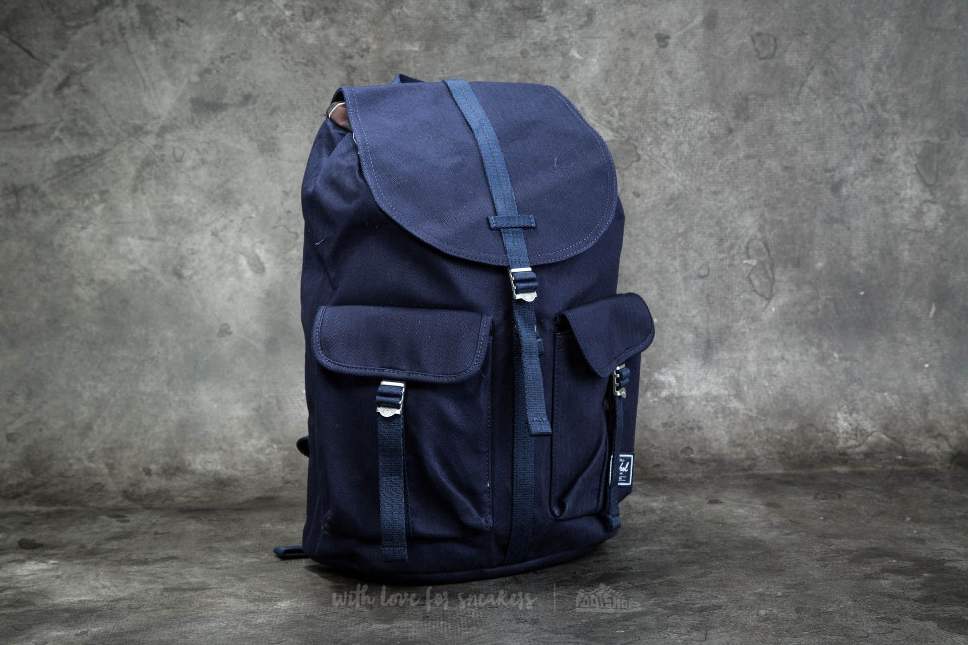 26f950d2501 Herschel Supply Co. Dawson Backpack Peacoat