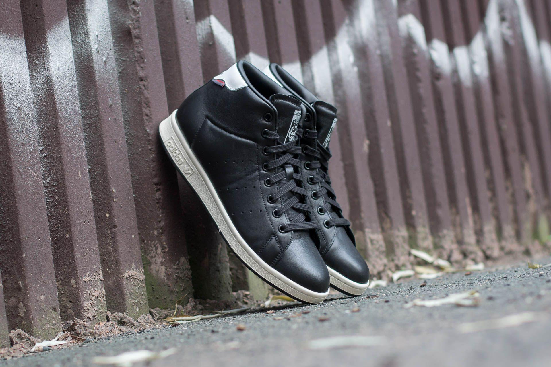 8d2cb0ae72f04 adidas Stan Winter Core Black/ Core Black/ Ftw White | Footshop