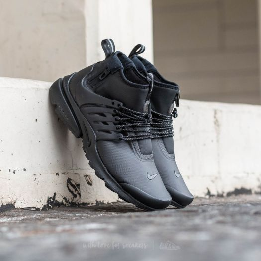 shoes Nike Air Presto MID Utility Black