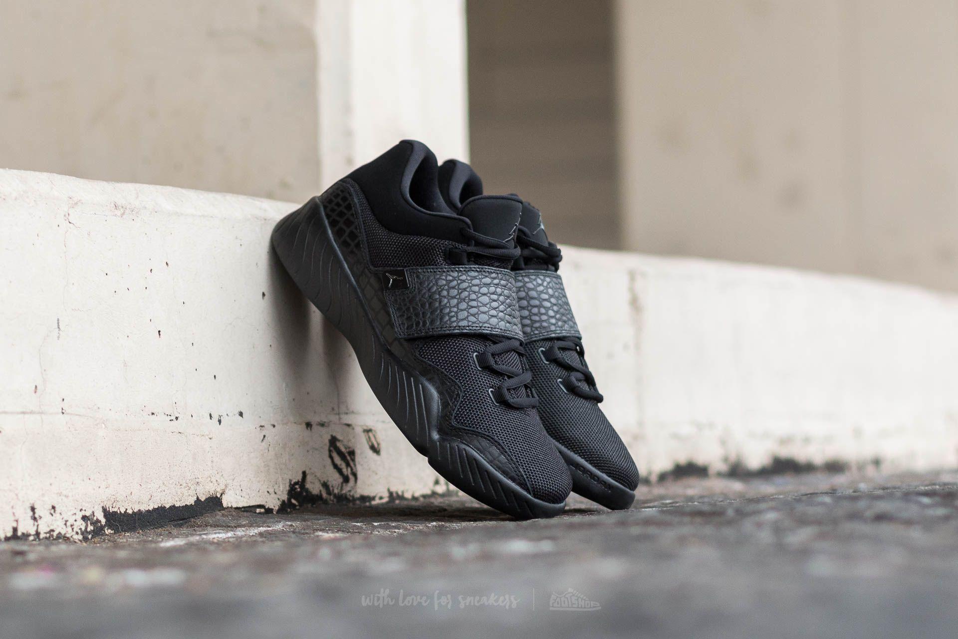 b1032e2720d119 Jordan J23 Black  Black-Black