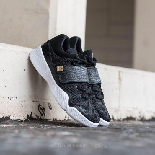 performance sportswear get online hot product Jordan J23 Black/ Metallic Gold-White | Footshop