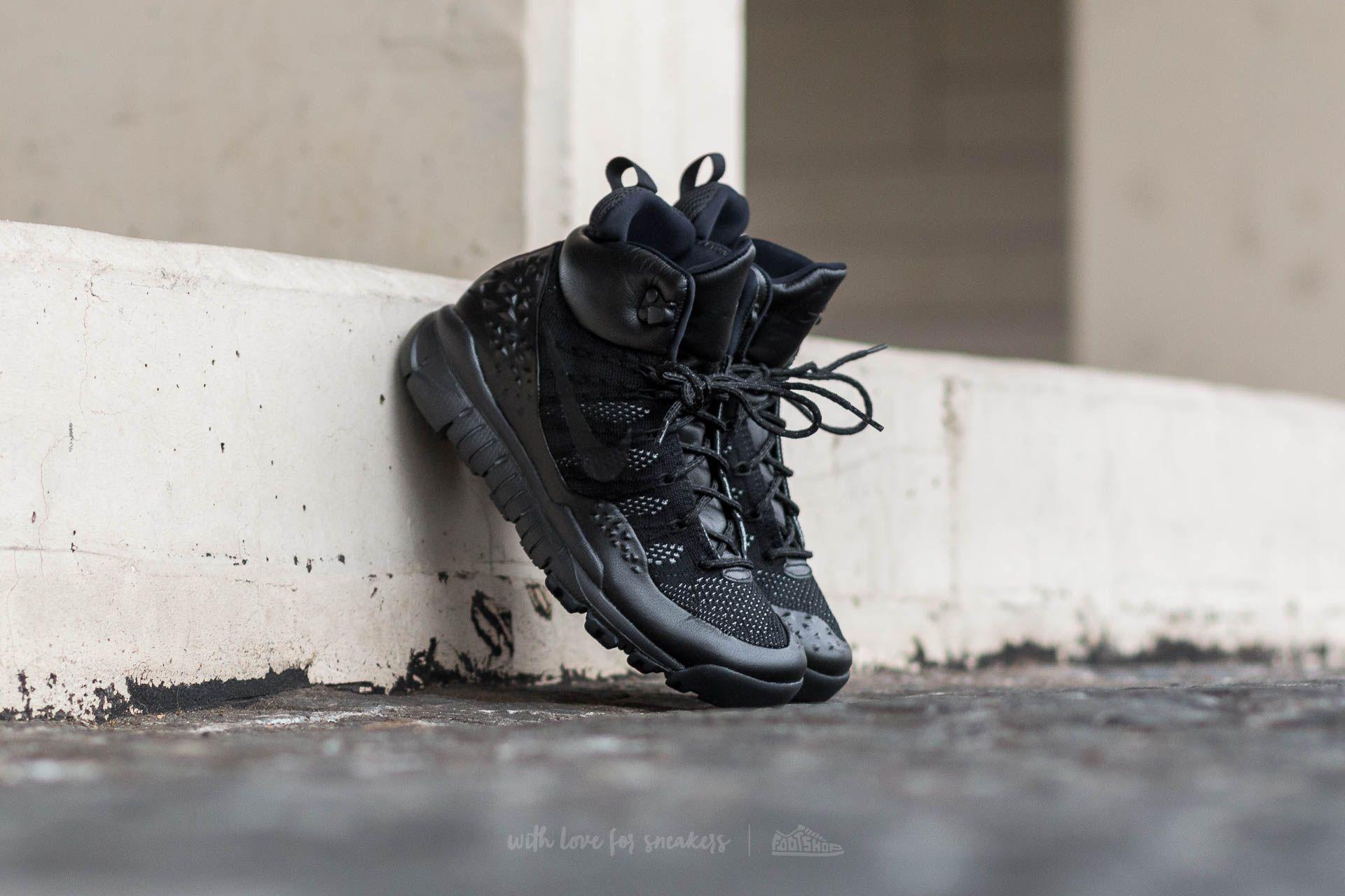 on sale 8e064 1aeb8 Nike Wmns Lupinek Flyknit. Black  Black-Anthracite