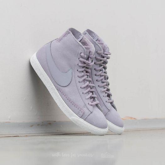 Nike Wmns Blazer Mid Premium Provence Purple | Footshop